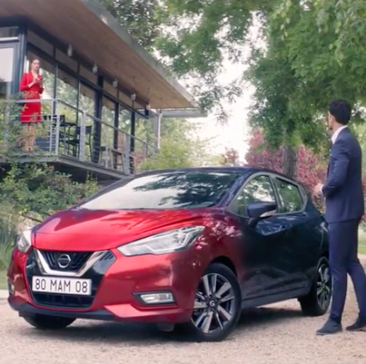 And the car turned red – An innovation story at Nissan