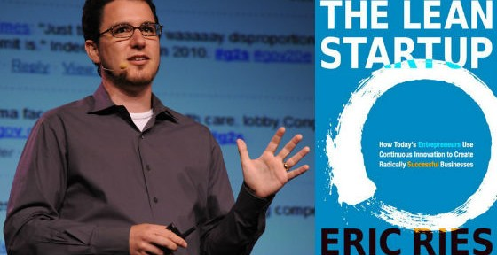 The Lean Startup -by Eric Ries