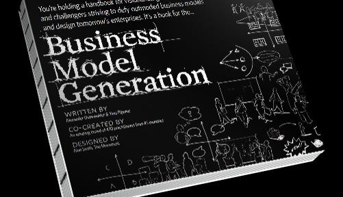 Business Model Generation – by Alexander Osterwalder